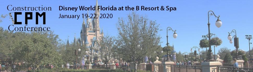 CPM-Conference-Disney-world-2020
