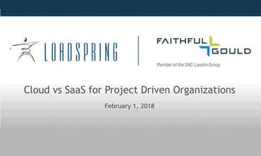 Cloud vs. SaaS webinar recording