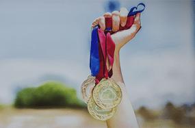 Gold Medal Olympic Blog